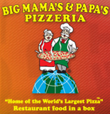 Big Mama's & Papa's Pizza Coupon