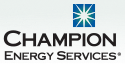 Champion Energy Services Coupon