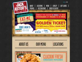 Jack Astor Coupon