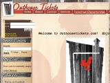 Outhouse Tickets Coupon