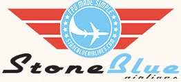Stone Blue Airlines Coupon